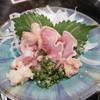 居酒屋 庖膳 - 料理写真:地鶏刺身