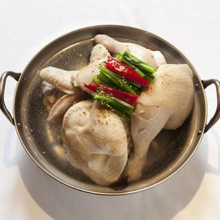 人気鍋料理2種!海鮮&ホルモンの旨辛鍋・国産鶏のヘルシー鍋