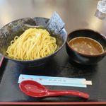 ほそ川 - つけ麺並(850円)
