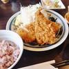 とんかつ 濵かつ - 料理写真:『あじふらいととんかつ膳』様(1490円+税)