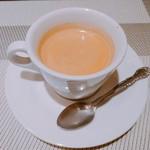 トラットリーア・ラ・カパンナ - ドリンク写真:有機豆の特選珈琲