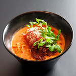 JIMOTOYA - 濃厚海老胡麻担々麺