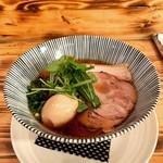 麺屋 翔 - 料理写真:冷やしラーメン