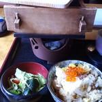 末広 - あち おいしい蒸し寿司 これはまた食べたい^^