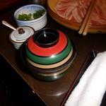 しゃぶ禅 -  お味噌汁のお椀です。