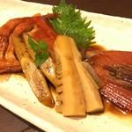 海鮮料理 おぶ亭 - 料理写真:金目鯛煮付け 1,380yen