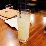 プチレストラン カナモリ - グレープフルーツジュース 420円