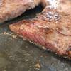 肉の山本 - 料理写真:肉の山本(和牛サーロインステーキ)