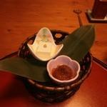 民芸旅館 深志荘 - 料理写真:先付