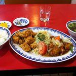 Manri - A定食