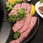 焼肉牛亀 - 料理写真: