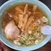 塩苅食堂 - 料理写真:ワタシ好みのあっさりラーメン