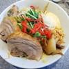 ラーメン 宮郎 - 料理写真:宮し中華並盛ヤサイ以外マシ+豚マシ