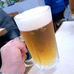 113598888 - 生ビール(大) 800円