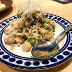 葵リベロ - 4種のお豆のサラダ