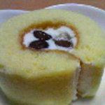 泉心庵 - お米のロールケーキ