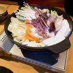 酒呑み処 膳 - 海鮮寄せ鍋