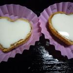 花商 - 白ピーナッツタルトケーキ