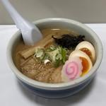らーめん山頭火 - 味玉味噌チャーシュー麺味噌980円