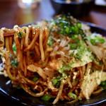 たこキング - 麺リフト