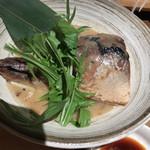 かんきち - 鯖煮