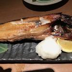 かんきち - トロ鯖焼き