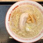 ガンジャ ラーメン - 料理写真:ガンジャラーメン。
