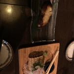 産直鮮魚と地酒 酒旬亭 中目魚 -