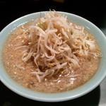 ラーメン - ラーメン(野菜、ニンニク)