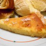 ブヴロンのパン小屋 - チーズタルト