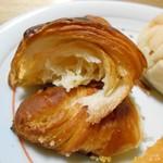 ブヴロンのパン小屋 - クロワッサン