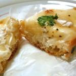 ブヴロンのパン小屋 - 4種のチーズバゲット