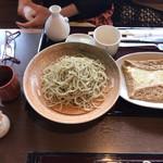 蕎麦貴石 - ガレットランチ
