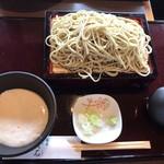 蕎麦貴石 - お豆腐蕎麦