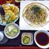 甜蕎屋 源平 - 料理写真:金剛蕎麦 野菜天ざる