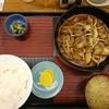 松尾ジンギスカン - 料理写真:ジンギスカン定食の大盛¥980+¥300