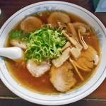 ばんげ屋食堂 - 料理写真:チャーシューメン(大盛り)