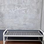 ソノボン - 外のベンチ席