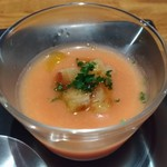 和献洋菜Hi-Bi - トマトのスープ