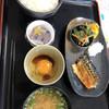 東部湯の丸サービスエリア(上り)スナックコーナー - 料理写真:焼き鯖の定食