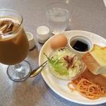 カフェレストマカイラ - 料理写真: