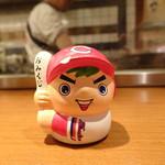 Tokuchan - カープ坊や(おっさん?)