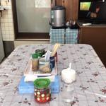 みとラーメン - 店内