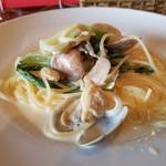 漁師料理 フレスコ - 料理写真:あさりたっぷりで美味しかった