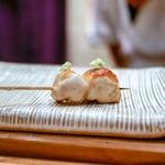 鳥匠 いし井 - 料理写真:・だきみ