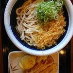 丸亀製麺 - ぶっかけ【得】と天ぷら達