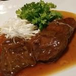 Chuugokusaizenrakubou - 牛肉の煮込みです