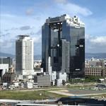 ヒルトン大阪 - 客室からの景色