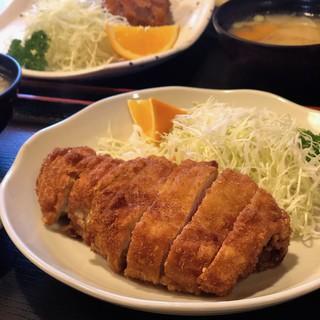 とんかつ専門 とんき - 料理写真: