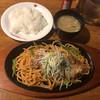 肉の万世 - 料理写真:パコリタン@1,188円